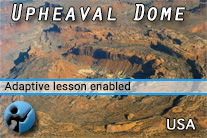 Upheaval Dome Moab USA