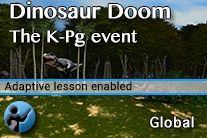 K-Pg Global event